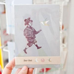 diebuntique-luftlinie-postkarte-vintage-set