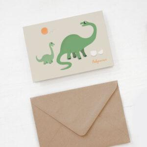diebuntique-grusskarte-baby-babysaurus-1