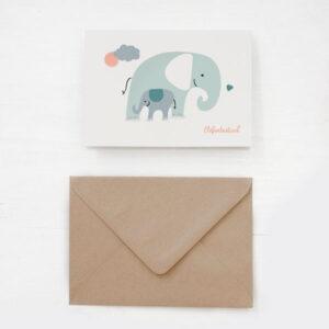 diebuntique-grusskarte-baby-elefantastisch-1