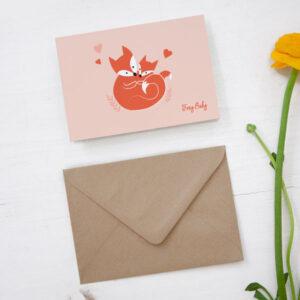 diebuntique-grusskarte-baby-foxybaby-1