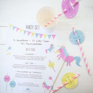 diebuntique-luftlinie-DIY-party-set-einhorn