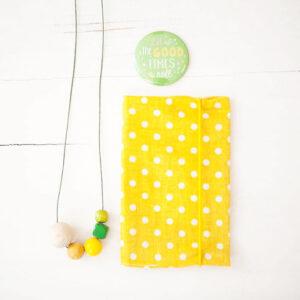 diebuntique-mu-ki-pass-hülle-gelb