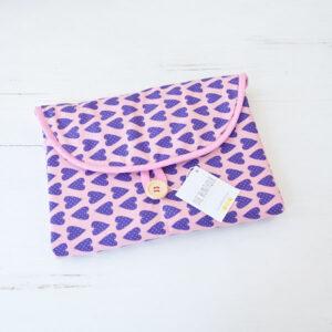 diebuntique-wickelunterlage-rosa-lila
