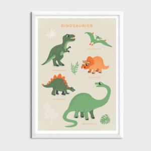 diebuntique_Poster_Dinosaurier_1