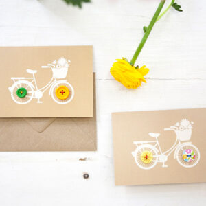 diebuntique_Knopfkarte_Fahrrad_1